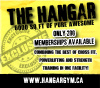 Hangar Membership 1st 50 for $50 per month ** 12 month membership